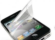 Защитная пленка 2 в 1 iPhone 5 (матовая/глянцевая)